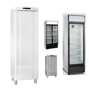 Professionel køleskabe